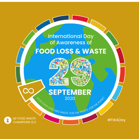 International Food Waste Awareness Day