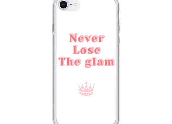 Never lose the glam