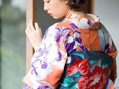 Kimono Antik