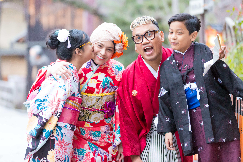 kyoto kimono murah