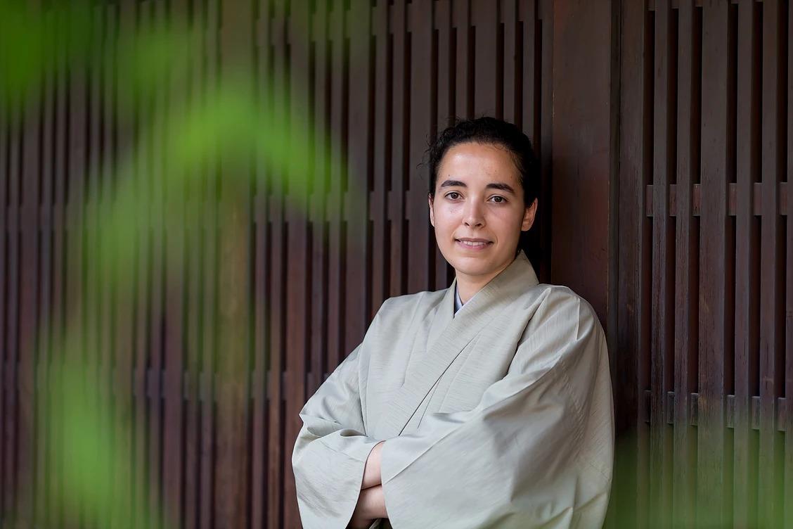 samurai wanita kyoto