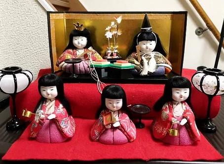 Kimono Hinamatsuri