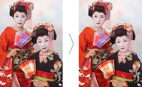 makeover maiko kyoto