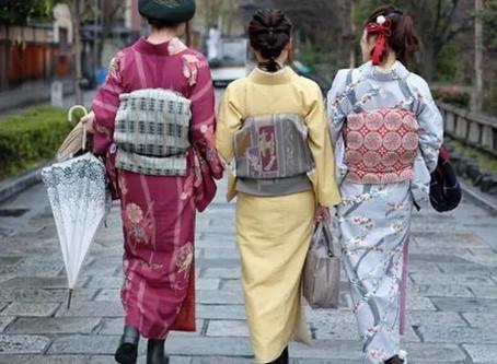 Perawatan Kimono
