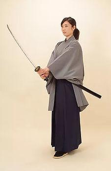 baju samurai kyoto