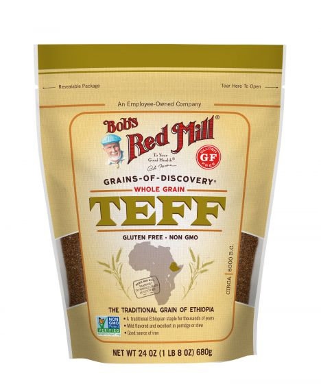 Bob's Red Mill GF Whole Grain Teff 24oz