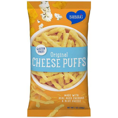 Barbara's GF Original Cheese Puffs 7oz