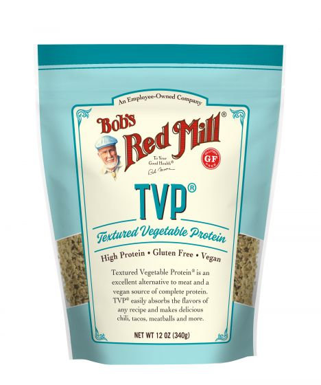 Bob's Red Mill GF TVP (Textured Vegetable Protein) 12oz
