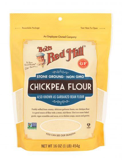Bob's Red Mill GF Chickpea Flour 16oz