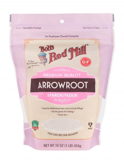 Bob's Red Mill GF Arrowroot Starch 16oz
