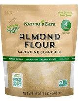 Nature's Eats GF Superfine Blanched Almond Flour 16oz