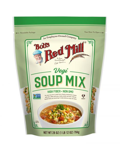 Bob's Red Mill Vegi Soup Mix 28oz