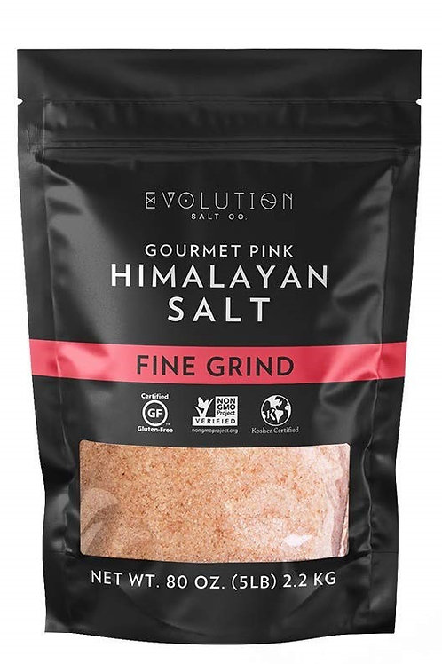 Evolution Pink Himalayan Salt 16oz