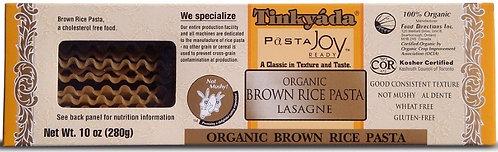 Tinkyada Organic Brown Rice Lasagna 10oz