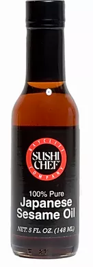 Sushi Chef Japanese Sesame Oil 5oz