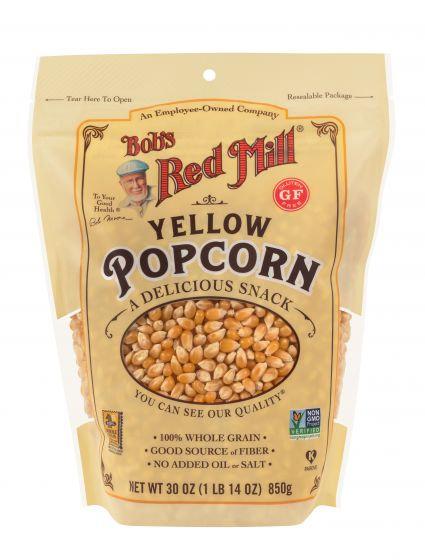 Bob's Red Mill GF Yellow Popcorn 30oz