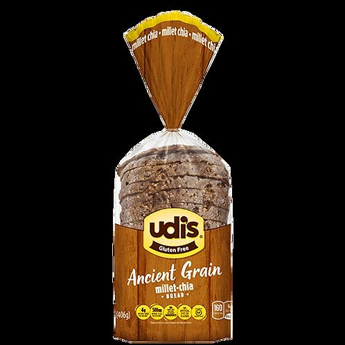 Udi's GF Millet-Chia Bread 14.3oz