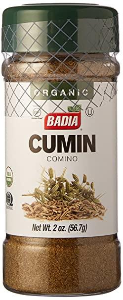Badia Organic Ground Cumin 2oz