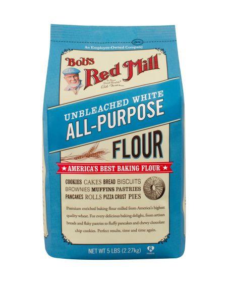 Bob's Red Mill Unbleached White All Purpose Flour 5lb