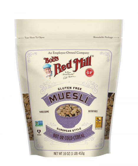 Bob's Red Mill GF Muesli 16oz