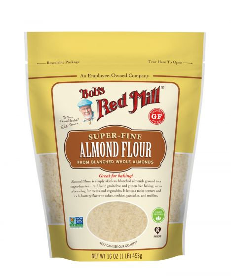 Bob's Red Mill GF Super Fine Almond Flour 16oz