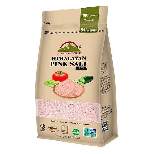 Himalayan Chef Himalayan Fine Pink Salt 2lb