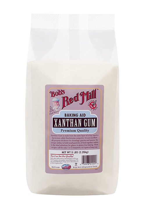 Bob's Red Mill GF Xanthan Gum 5lb