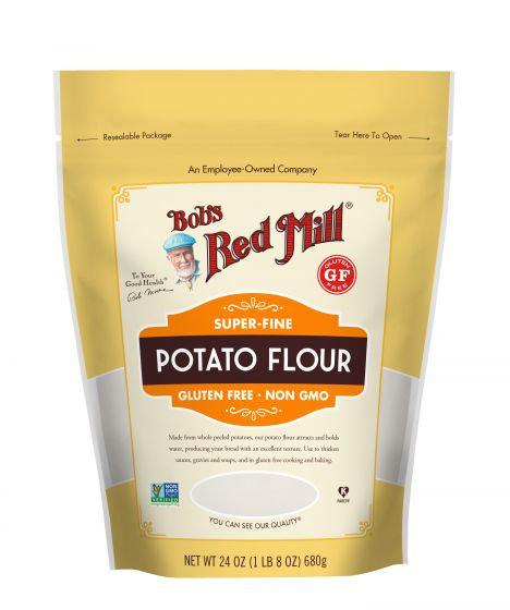 Bob's Red Mill GF Super Fine Potato Flour 24oz