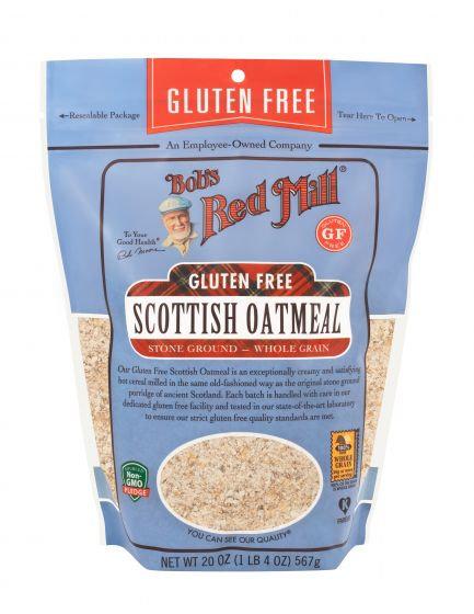 Bob's Red Mill GF Scottish Oatmeal 20oz
