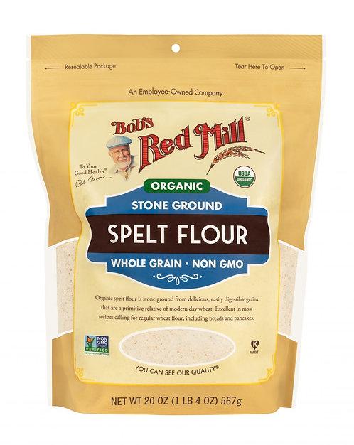 Bob's Red Mill Organic Spelt Flour 20oz