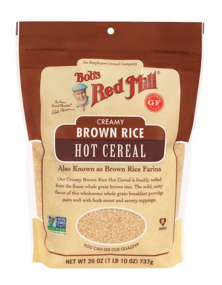 Bob's Red Mill GF Brown Rice Farina 26oz