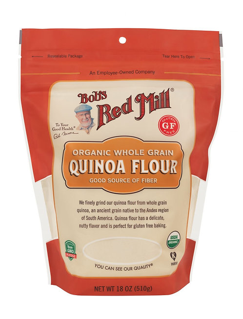 Bob's Red Mill Organic Quinoa Flour 18oz