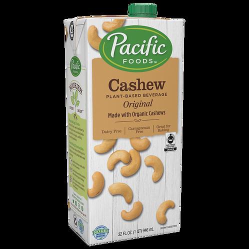 Pacific Foods DF Organic Original Cashew Milk 32oz