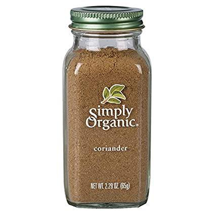 Simply Organic Coriander 2.29oz