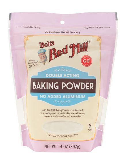 Bob's Red Mill GF Baking Powder 14oz