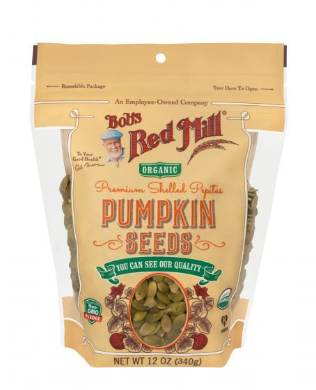 Bob's Red Mill Organic Pumpkin Seeds 12oz