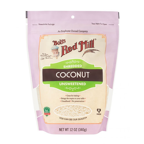 Bob's Red Mill Shredded Coconut 12oz
