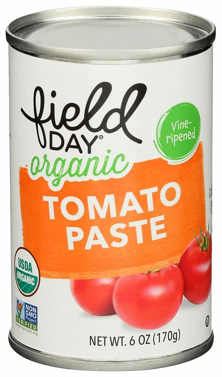 Field Day Organic Tomato Paste 6oz