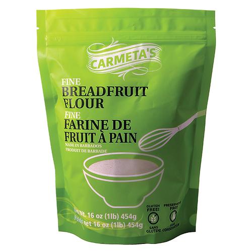 Carmeta's Fine Breadfruit Flour 1lb GF