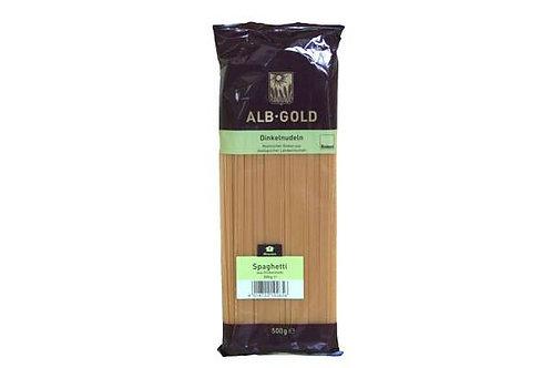 Alb Gold White Spelt Spaghetti 17.6oz