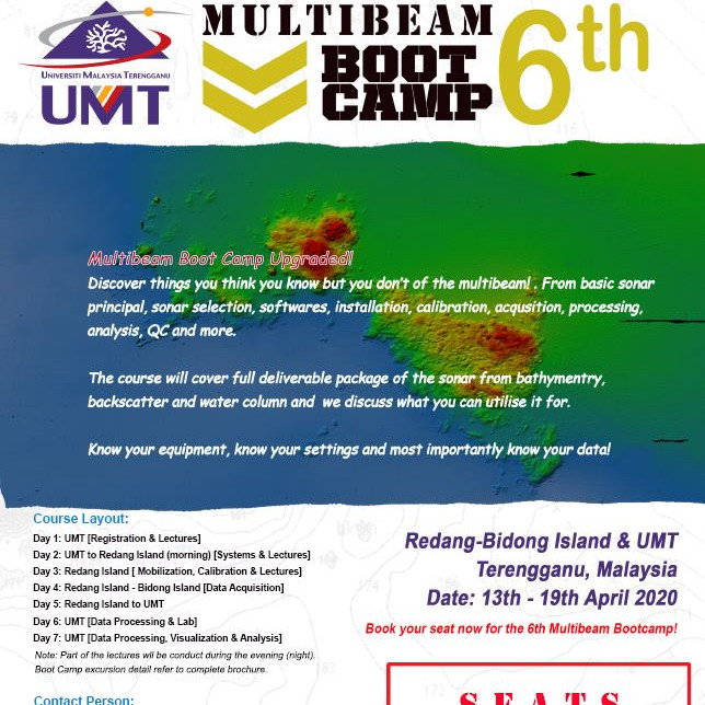 Multibeam Bootcamp 2020