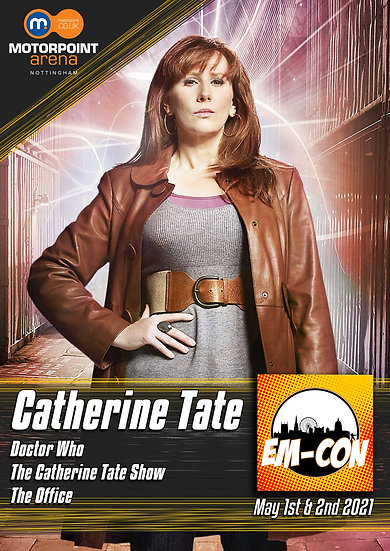 CATHERINE TATE - TABLE IMAGE