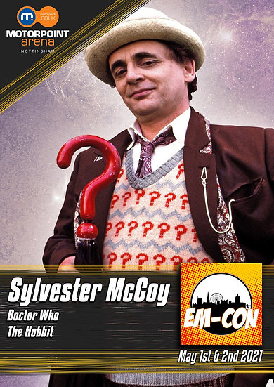 SYLVESTER MCCOY - SEND-IN