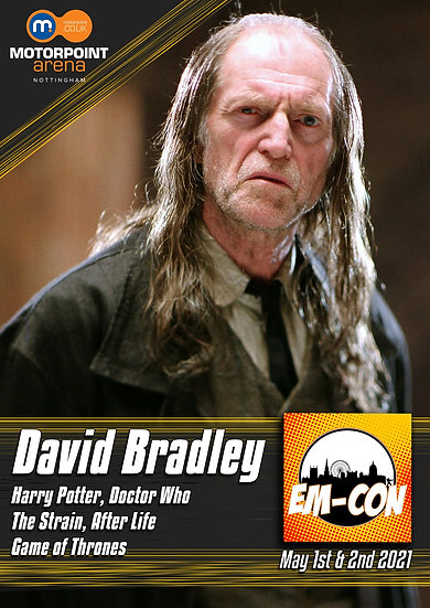DAVID BRADLEY - SEND-IN