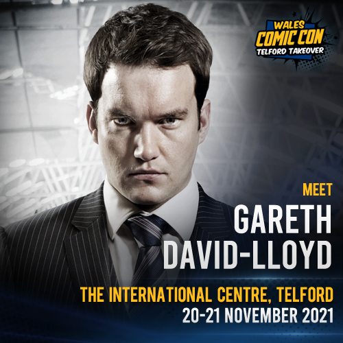 GARETH DAVID LLOYD - SEND-IN