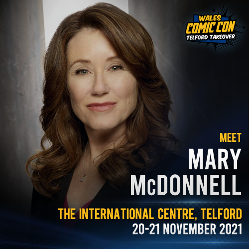 MARY McDONNELL - TABLE IMAGE