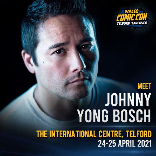 JOHNNY YONG BOSCH - SEND-IN