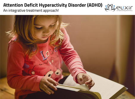Our Integrative Approach To ADHD