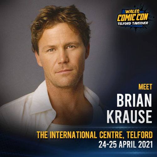 BRIAN KRAUSE - SEND-IN