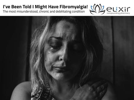 I think I may have Fibromyalgia!